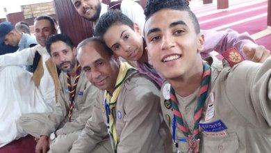 """مفوضية كشافة أبوسليم تنظم عُرسًا ليبيًا لأجل """"اسماعيل"""""""