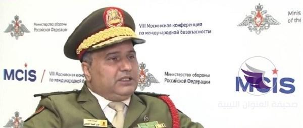 مدير مكتب القائد العام للجيش الوطني اللواء خيري التميمي