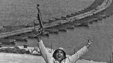 الجندي المصري عبدالرحمن القاضي