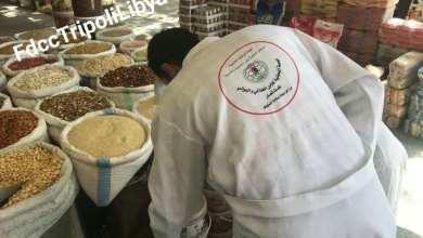 جهود لمتابعة الأمن الغذائي في طرابلس