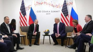 الرئيس الأميركي دونالد ترامب والرئيس الروسي فلاديمير بوتين