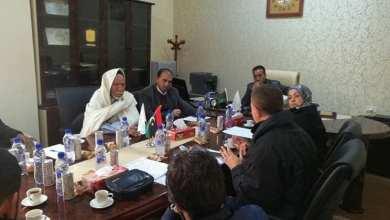 الوطنية للنفط تدعم المشاريع التنموية ببلدية الرياينة
