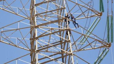 صيانة وشحن دائرة الهضبة / جنوب طرابلس