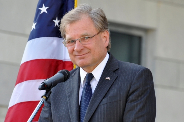 السفير ريتشارد نورلاند