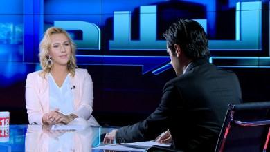 الصحفية الإيطالية فانيسا توماسيني - برنامج البلاد