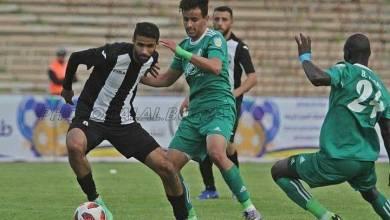 نادي المدينة محمد عبد الناصر
