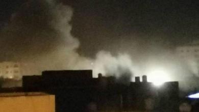 اشتباكات ليلية - طرابلس