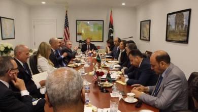 شكشك يُطمئن أصحاب الشركات الأميركية في ليبيا