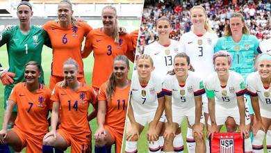 منتخب أميركا للسيدات - منتخب هولندا للسيدات