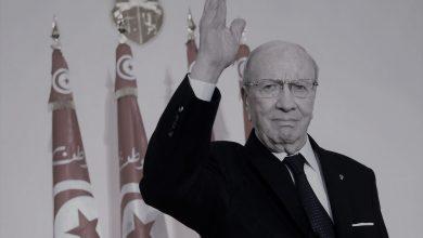 الرئيس التونسي الراحل الباجي قايد السبسي