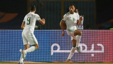 المنتخب الجزائري يتأهل لربع نهائي الكان على حساب غينيا بثلاثية نظيفة