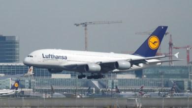 الخطوط الجوية الألمانية لوفتهانزا توقف رحلاتها إلى القاهرة