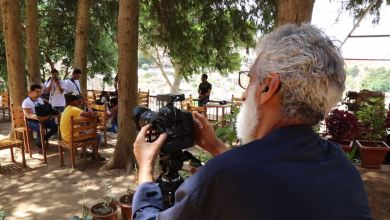تجمع للفوتوغرافيين في شحات نظمته جمعية السلفيوم بمناسبة اليوم العالمي للتصوير