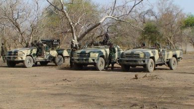 قوات سوادنية متمردة تحشد قواتها على الحدود بين ليبيا وتشاد