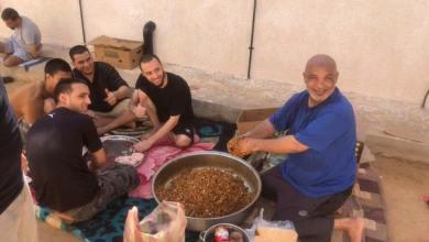 مؤسسة الإصلاح عين زارة تقيم احتفالية للنزلاء بمناسبة العيد