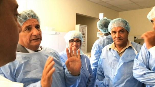 افتتاح مقر العيادات الخارجية التخصصية بمستشفى الوحدة - درنة.MOV_snapshot_03.05_[2019.09.16_16.16.54]