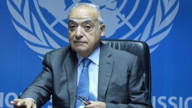 الممثل الخاص للأمين العام للأمم المتحدة في ليبيا غسان سلامة