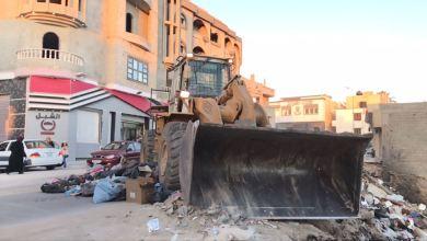 درنة .. انطلاق حملة شاملة لتنظيف المدينة