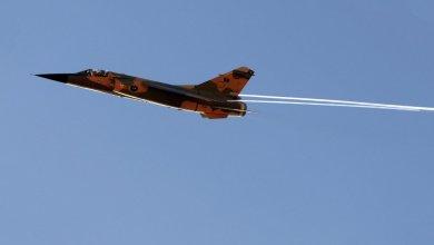 """مقاتلة من سلاح الجو الليبي - """"أرشيفية"""""""