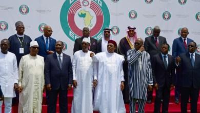 زعماء غرب أفريقيا تعهدوا بمليار دولار لمكافحة الإرهاب بمنطقة الساحل وعموم الإقليم