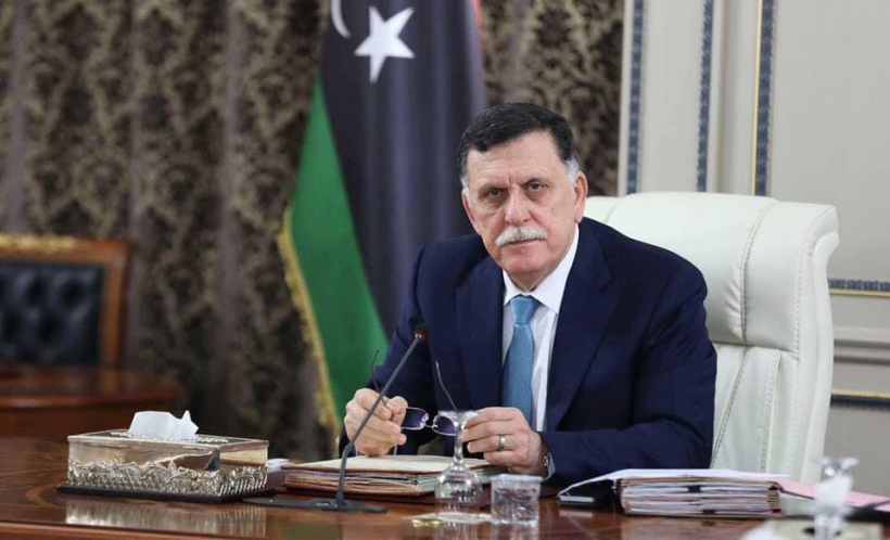 فائز السراج - رئيس المجلس الرئاسي لحكومة الوفاق