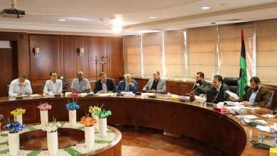 اللجنة المالية الدائمة تعقد اجتماعها السادس عشر في طرابلس