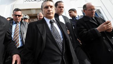 المترشح للانتخابات الرئاسية في تونس نبيل القروي- صورة إرشيفية