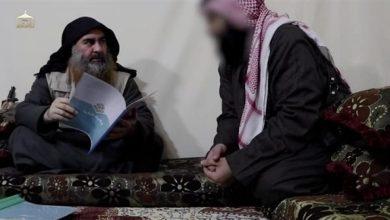 الإرهابي أبوبكر البغدادي