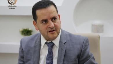 وزير الخارجية في الحكومة الليبية عبدالهادي الحويج