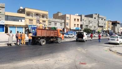 بلدية أبوسليم تعتزم إقامة حلقة نقاش لبحث أزمة تراكم القمامة-إرشيفية