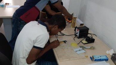 بلدية أبوسليم تشهد دورة لتدريب الشباب الباحثين عن العمل