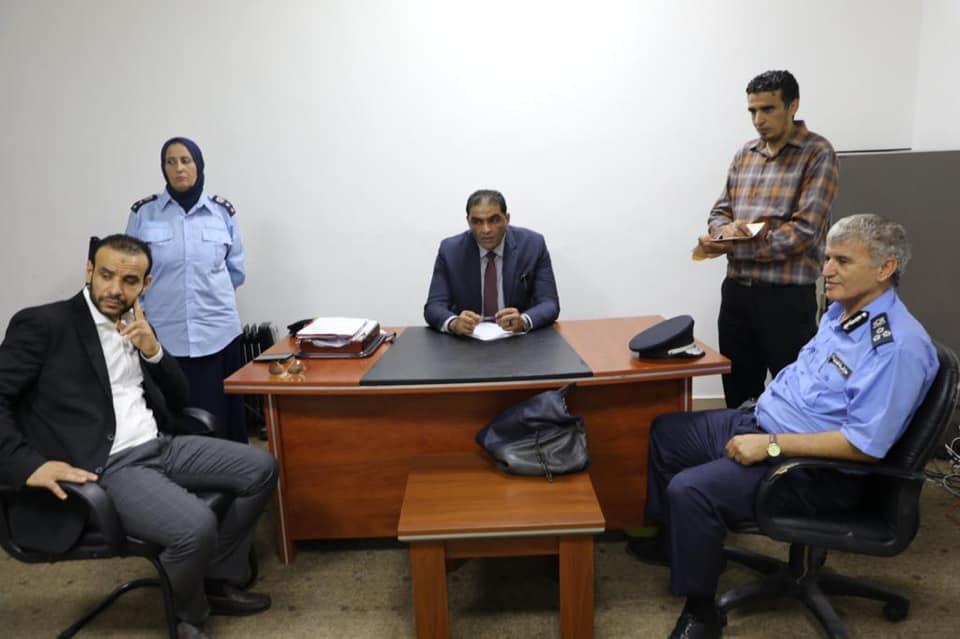 اجتماع مشترك لوزارة العدل والصحة لمتابعة خطوات استكمال مستشفى الجديدة