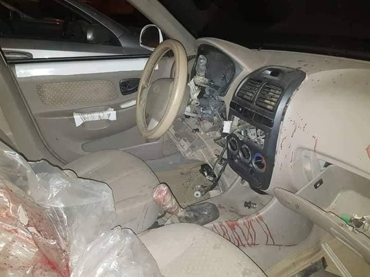 مجموعة مسلحة تطلق النار على دورية أمنية في سبها