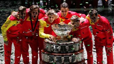 إسبانيا تتوج بكأس ديفز للمرة السادسة في تاريخها