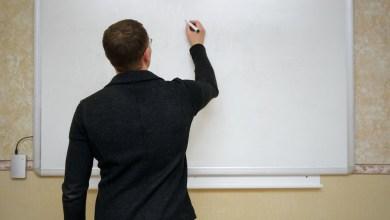 معلم - صورة تعبيرية