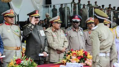 القيادة العامة للجيش الوطني- إرشيفية