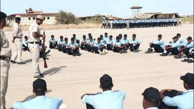 مديرية أمن أجدابيا تشرع في تدريب المستجدين