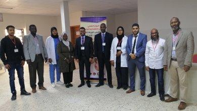 مستشفى تاورغاء العام يختتم أعمال اليوم العالمي لعلاج ومكافحة اللشيمانيا
