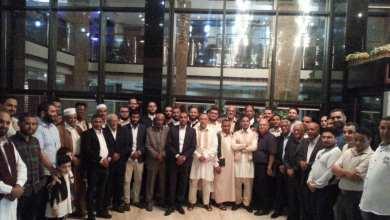 طرابلس تقيم احتفالية بمناسبة الإفراج عن القافلة الطبية غدامس