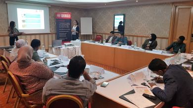 الأمم المتحدة تختتم دورة تدريبية للتوعية بمخاطر الأسلحة في ليبيا
