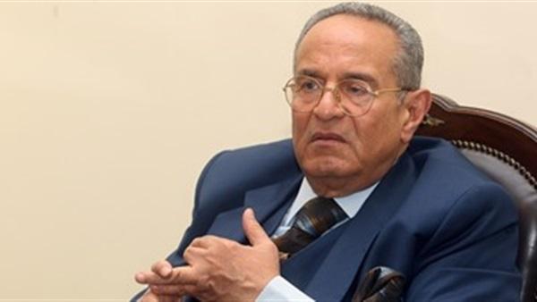 رئيس اللجنة التشريعية والدستورية بمجلس النواب المصري بهاء الدين أبوشقة