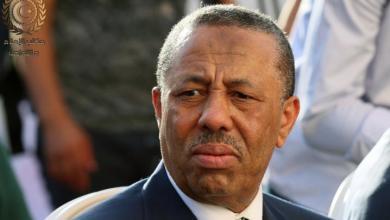 عبدالله الثني - رئيس الحكومة الليبية المؤقتة
