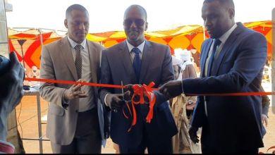 حفل افتتاح المقر الجديد للمجلس البلدي ربيانة