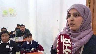 منال الراجحي -معلمة من تيجي تبتكر طرقاً حديثة للتعليم
