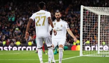 Real Madrid v Galatasaray: Group A - UEFA Champions League