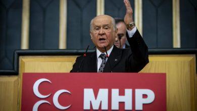 دولت باهتشلي رئيس حزب الحركة القومية التركي