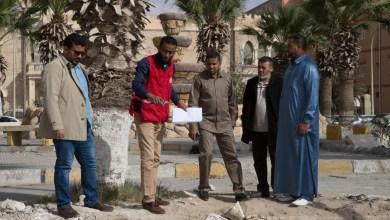 أجدابيا تناقش مقترح إنشاء الميدان البلدي