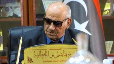 رئيس المجلس التسييري لبلدية طبرق فرج بوالخطابية