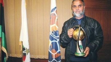 المدرب الوطني علي المرجيني