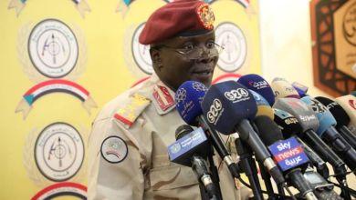 الناطق الرسمي لقوات الدعم السريع السودانية عميد ركن جمال جمعة